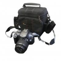 Canon EOS 1100D 12,2 Megapixel Spiegelreflex mit Zubehör gebraucht