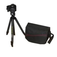 Sony Alpha 65 mit 2 Objektiven SLT-A65V 24.3 Megapixel schwarz Digitalkamera + Stativ gebraucht