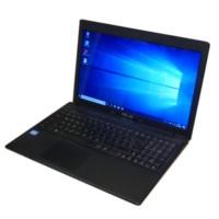 """Asus X55C-SX105H Intel Core i3-2370M, 2x 2.40GHz 15,6"""" 4GB 256GB SSD Windows 10 gebraucht Notebook"""