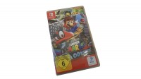 Super Mario Odyssey Nintendo Switch Spiel gebrauchter Artikel
