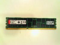 Kingston KTD-PE316/16G 16GB DDR3, 1600MHz, PC3-12800R ECC Server Speicher
