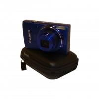 Canon Digital Ixus 155 (9366B006) 20.0 Megapixel blau Digitalkamera + 16GB SD-Karte gebraucht