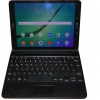 Samsung Galaxy Tab S2 9.7 T813 32GB, schwarz SM-T813NZKE Tablet gebraucht Artikel inkl. Schutzhülle