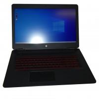 """HP Omen 17-w006ng Intel Core i7-6700HQ, 4x 2,6 GHz 17,3"""" 8GB 120GB SSD Windows 10 Notebook gebraucht"""