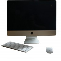 "Apple iMac 21,5"" 2017 mit 2,3 GHz i7, 8 GB, 1TB , Intel Iris Plus Graphic gebraucht Artikel"