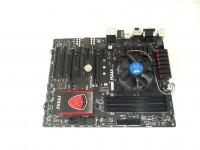 Bundle: Intel Xeon E3-1231 v3, 4x 3.40GHz + MSI H97 Gaming 3