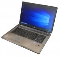 "HP ProBook 4740s, Intel Core i5-3210M, 2x 2.50GHz 17.3"" 8GB 240GB SSD Windows 10 Pro Notebook"