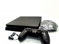 Sony Playstation 4 Slim 500GB  1x kabelloser Dualshock 4 Controller CUH-2016A gebraucht Artikel