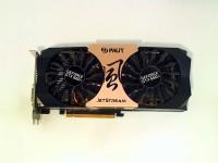 Palit GeForce GTX 660 Ti, 2GB GDDR5, 2x DVI, HDMI, DP, Grafikkarte gebraucht