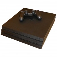 Sony Playstation 4 Pro 1TB  1x kabellose Dualshock 4 Controller CUH-7016B black gebraucht Artikel