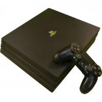 Sony Playstation 4 Pro 1TB inkl. 1x kabellose Dualshock 4 Controller Konsole gebraucht
