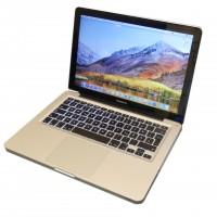 """Apple Macbook Pro A1278 i7 2x2,8 GHz 4GB 750GB HDD 13"""" macOS (ende 2011)"""