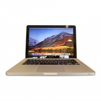 """Apple Macbook Pro A1278 Core 2 Duo 2x2,4 GHz 4GB 500GB HDD 13"""" Mitte 2010"""