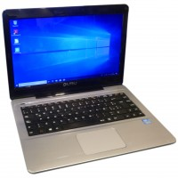 "Guru Notebook GU40ll1 Intel Core i5-3317U 1,70GHz 13.3"" 4GB HDD 320GB Windows 10 Notebook"
