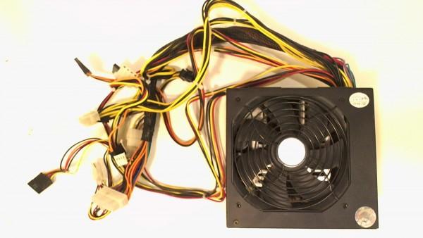 LC POWER LC6600 600W Netzteil gebraucht Artikel