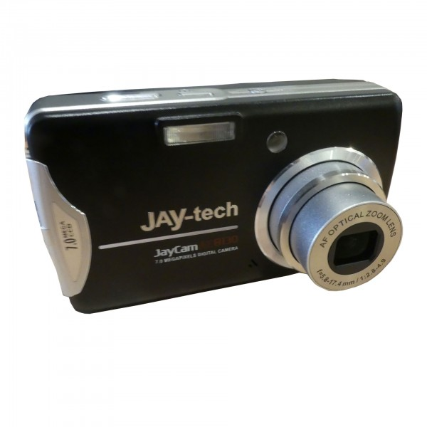 "JAY-tech JayCam AE 8130, 7,2 MP, 3-fach Zoom, 3"" Display, gebraucht Artikel"