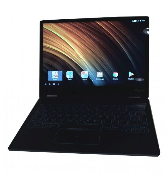 """Lenovo Yoga A12 YB-Q501F Intel Atom x5-Z8550 12,2"""" 2GB 32GB Android 6.0.1 Tablet"""