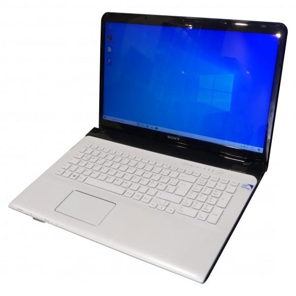 "Sony Vaio SVE171G11M, 17.3"", 500GB, Intel Pentium B980, Windows 10 Notebook"