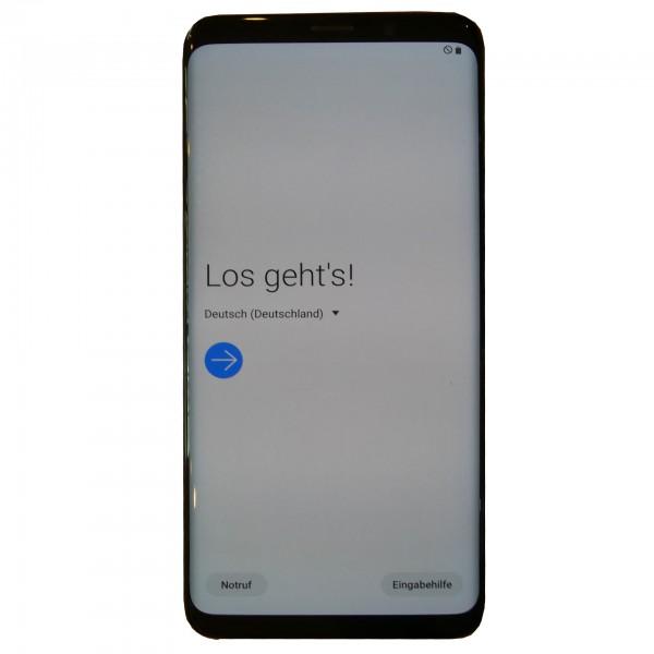 Samsung Galaxy S9+ G965F 64GB lilia Smartphone gebraucht Artikel