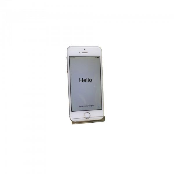 iPhone 5s 16GB A1528 weiss/silber Apple A7, 64bit 2x 1.30GHz Cyclone
