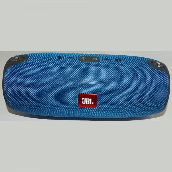 JBL XTREME BOX USB Bluetooth-Lautsprecher Blau, JBLXTREMEBLUEU