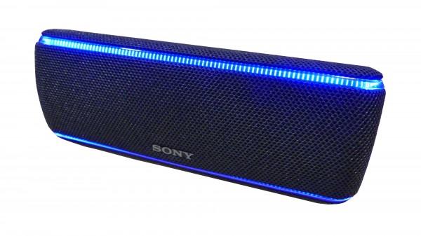 Sony SRS-XB31 Bluetooth Lautsprecher 20Hz-20kHz schwarz gebraucht Artikel
