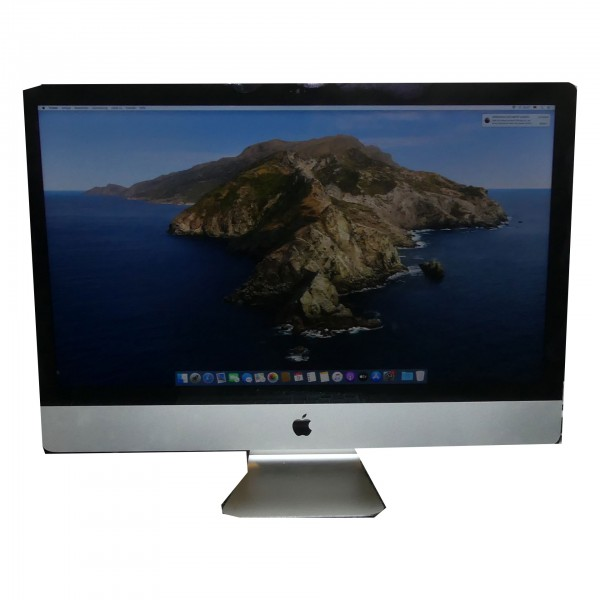 """iMac, Intel Core i5 3,2 GHz 8GB, SSD 500GB, Nvidia GTX 675MX, 27"""" gebraucht Artikel"""