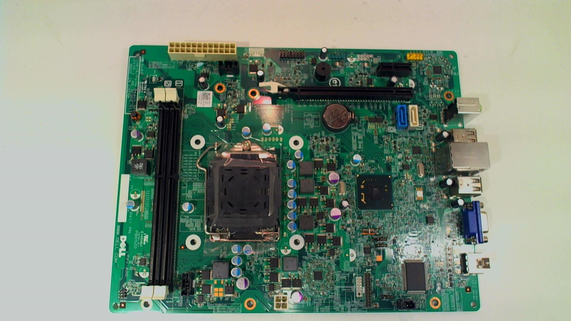 Dell optiplex 390 sff socket 1155 motherboard pb0520 for An und verkauf von mobeln