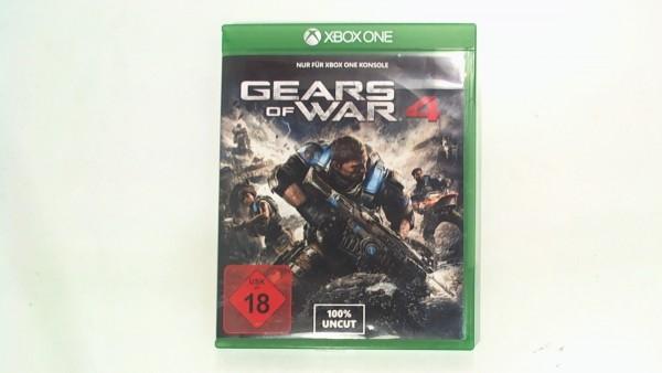 XBOX Spiel - Gears of War 4