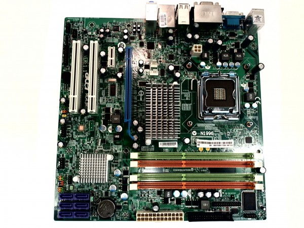 Acer MG43M MS-7607 Intel Sockel 775 DDR3 Mainboard