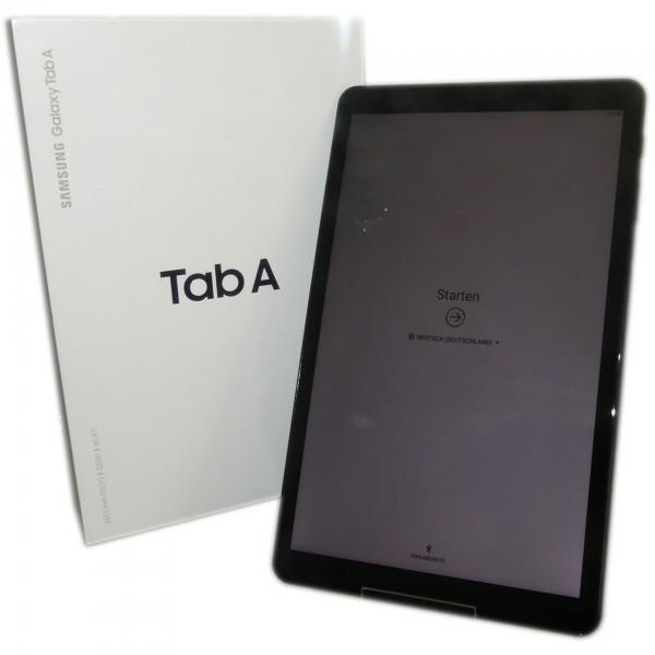 Samsung Galaxy Tab A 10.5 T590N 32GB, schwarz SM-T590NZKA Tablet gebraucht Artikel