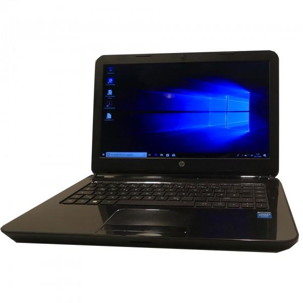 "HP 14-r201ng Intel Celeron N2840, 2x 2.16GHz 14"" 320GB Notebook gebraucht"