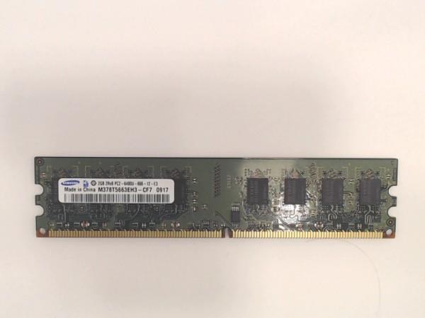 Samsung 2GB DDR2 800MHz PC2-6400 SDRAM M378T5663EH3