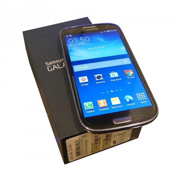 Samsung Galaxy S3 Neo GT-I9301 16GB blau Smartphone gebraucht