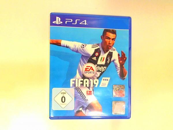 Sony Playstation 4 Spiel - FIFA 19 USK 0