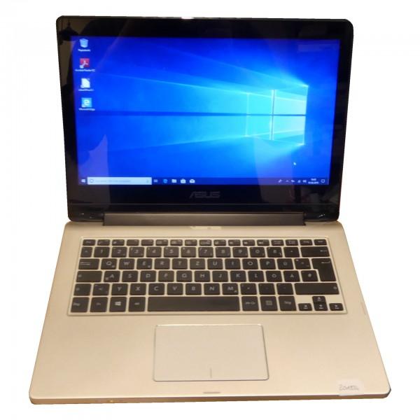 "Asus TP300LA-DW033H, 2 x1.70 GHz 13.3"" 8 GB DDR3 128 GB Windows 10 Notebook"