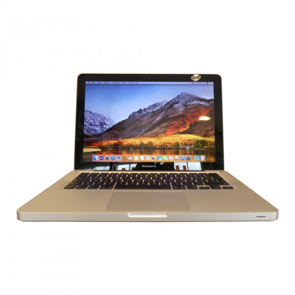 "Apple Macbook Pro A1278 Core 2 Duo 2x2,4 GHz 4GB 500GB HDD 13"" Mitte 2010"