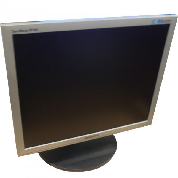 "Samsung SyncMaster B1940R, 19"" 1280x1024 (LS19CBBMSEN) Display gebraucht"