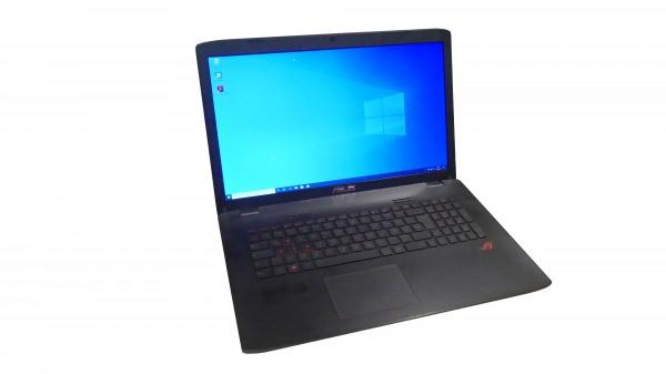 Asus ROG-GL752VW-T4122T, i7-6700HQ, 4x 2.60GHz, 8GB, 500GB, GTX 960M, Windows 10 Notebook