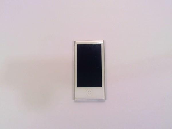 iPod nano (7. Generation) Silver 16 GB