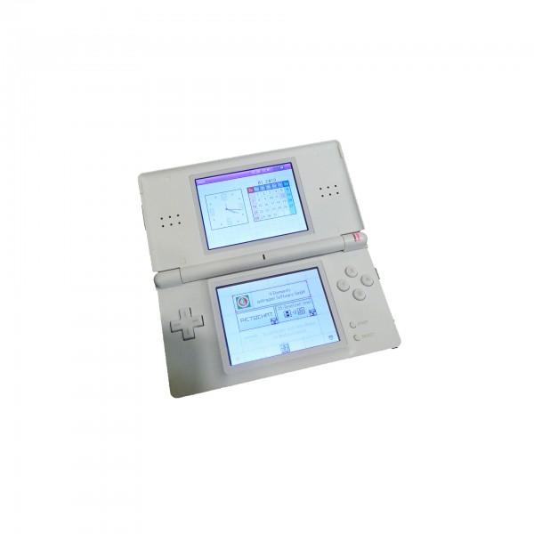 Nintendo DS lite weiß USG-001 gebraucht Artikel