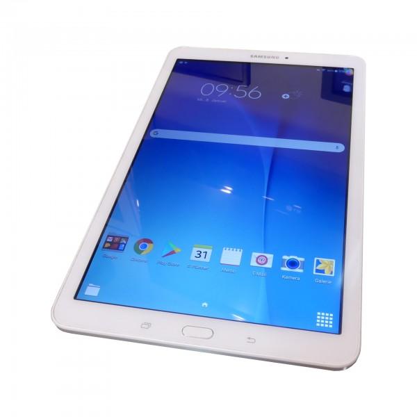 Galaxy Tab E Weiß, Android 4.4.4, gebraucht Artikel