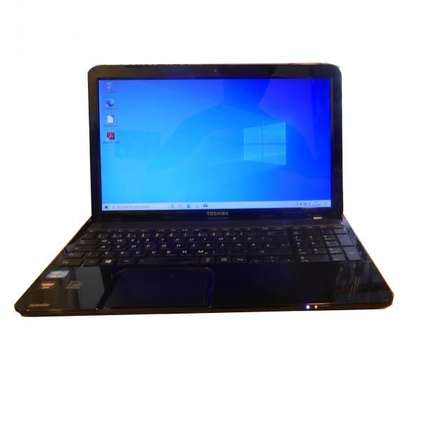 "Toshiba Satellite L850-1TE, Intel Core I7-3630QM 15,6"", 4GB RAM, HDD 750GB Windows 10 Notebook"