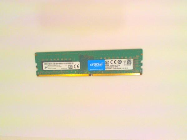 Crucial 8 GB (1x8GB), DDR4-2133, PC4-2133P-UBB-11, DIMM, CT8G4DFD8313.15FA2