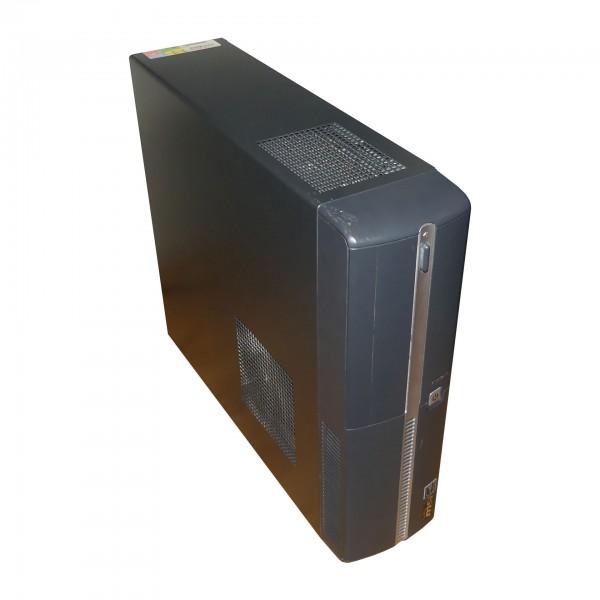 MSI Barebone Hetis H61 Ultra PC, Intel Core i3-3210, 4 GB RAM, Intel HD Graphics