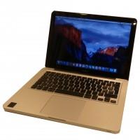 "Macbook Ende 2008 Intel Core 2 Duo 2GHz, 4GB, 240GB, Nvidia Geforce 9400M, 13"" gebraucht Artikel"