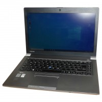 "Toshiba Tecra Z40-A-176 grau, Intel i5-4210U, 2x1.70GHz 14"", 8GB RAM 500GB HDD Windows 10 Notebook"
