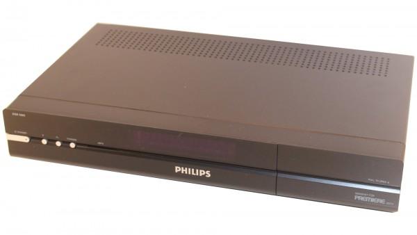 Philips DSR 5005 Digitaler HDTV Satelliten Receiver (5.1-Audioausgang, HDMI) gebraucht Artikel