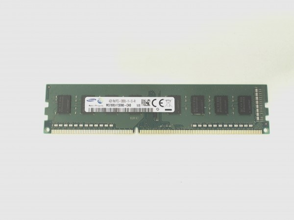 Samsung 4GB PC3-10600 CL11 DDR3 1333MHz M378B5173DB0-CK0