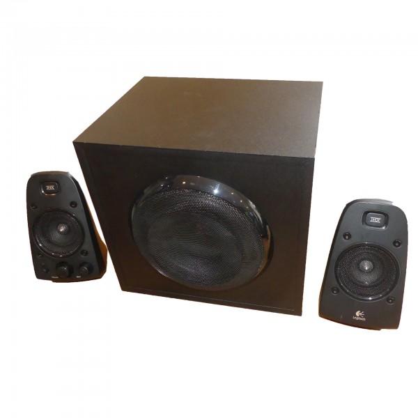 Logitech Z623 2.1-Lautsprecher, 200W RMS, 35Hz-22kHz, gebraucht Artikel